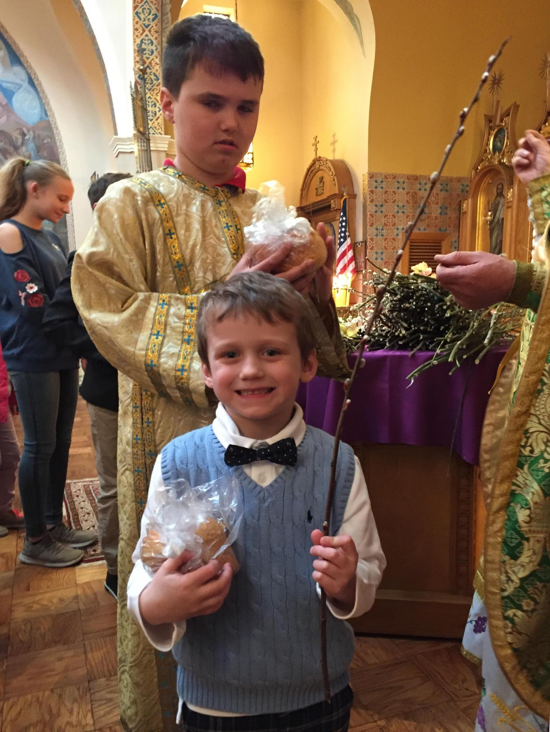 St  Andrew Ukrainian Orthodox Church - Home