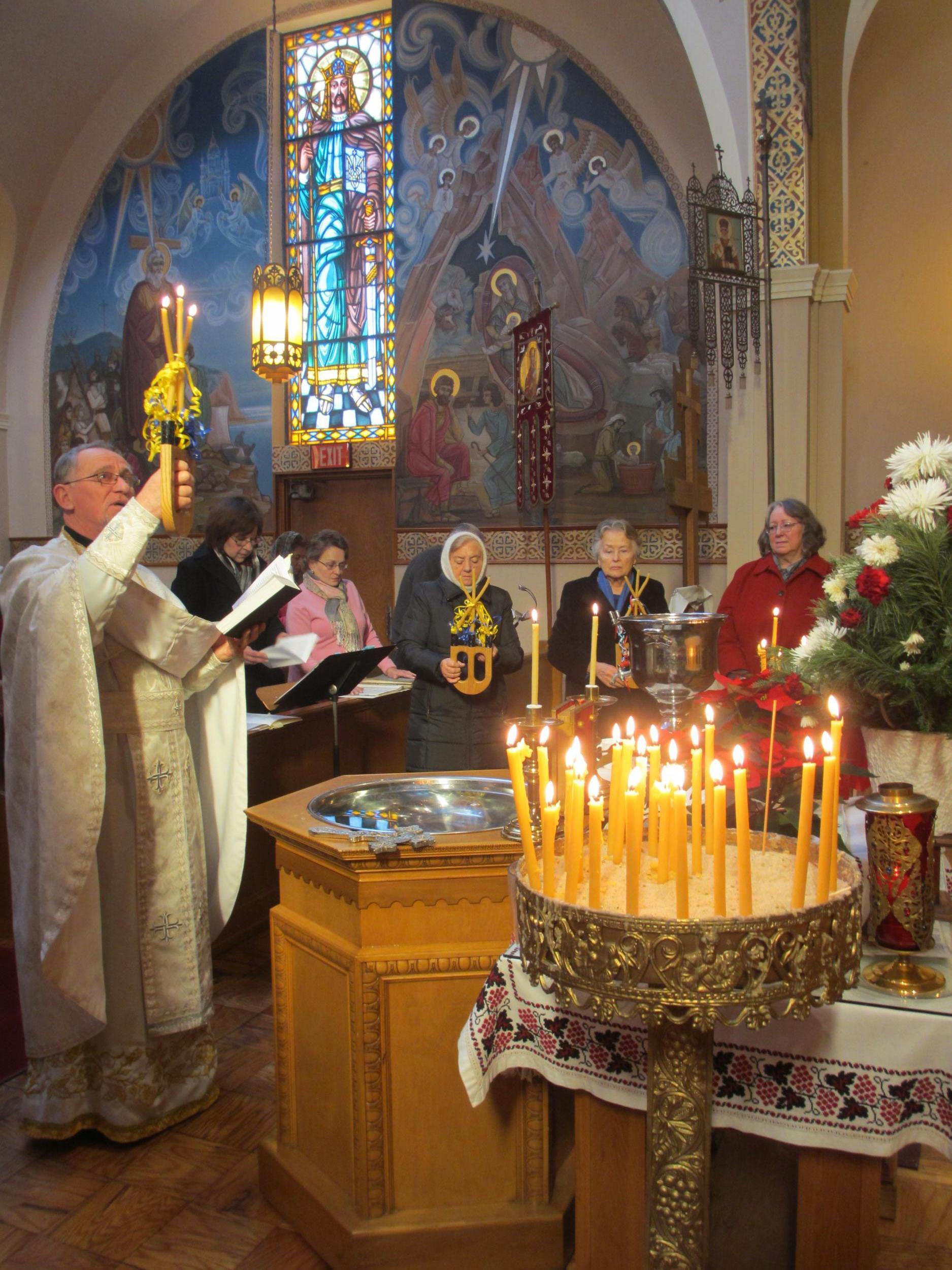 St  Andrew Ukrainian Orthodox Church - Home
